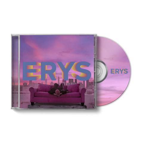 'ERYS' Standard CD + Digital Album