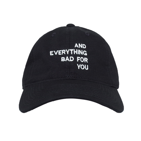 EVERYTHING CAP (BLACK) + DIGITAL ALBUM