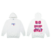BIG DRIP ONLY SWEATSHIRT (WHITE) + DIGITAL ALBUM