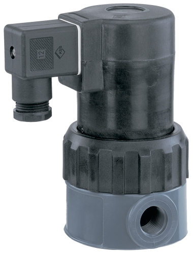 Flight Solenoid Valve