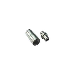 3-Hole HP Metal Connector & Metal Nut