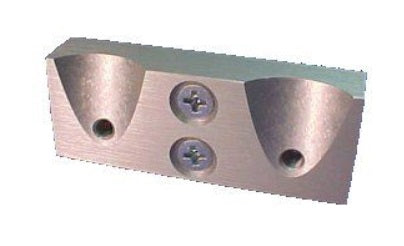 Holder Bracket, 2-Position, Aluminum