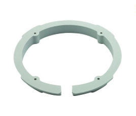 Foot Control Retaining Ring, Gray