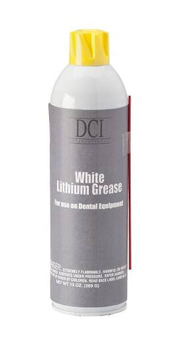 White Lithium Grease Spray