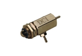 Roller Cartridge Valve, Momentary, 3-Way, Normally Closed, SST