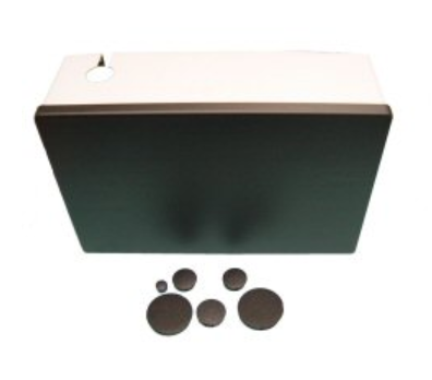 Junction Box, Standard, Housing & Cover Only, Black