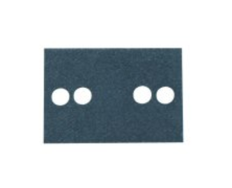 HP Control Valve Diaphragm, to fit A-dec Century Pac; Pkg of 10