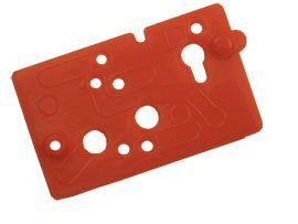 Gasket, Red, to fit A-dec Century Plus Control Block; Pkg of 5