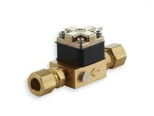Air Actuated Water Shut Off Valve
