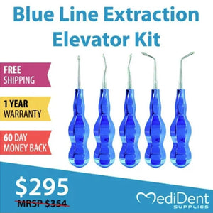 Blue Line Extraction Elevator Kit - (DOWELL-BLUE-LINE-EXTRACTION-ELEVATOR-KIT)