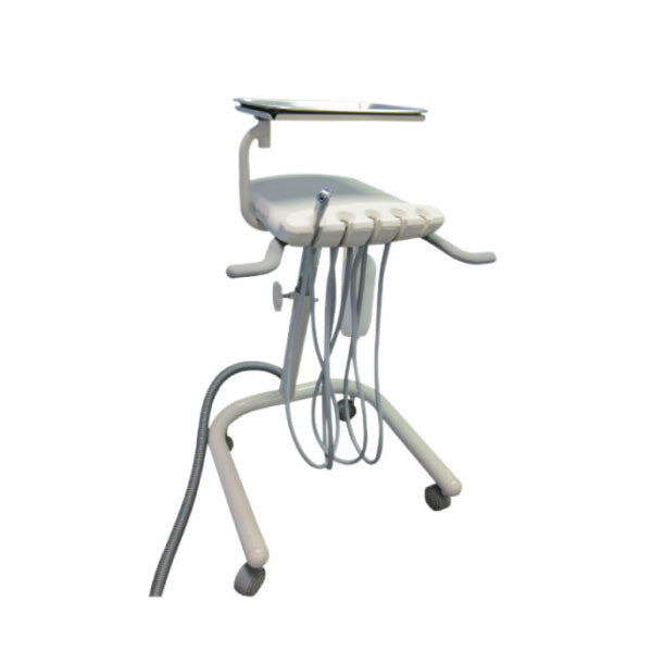 A-Series Doctors Cart with Vacuum Package (TRAD-2002 Delivery Unit)
