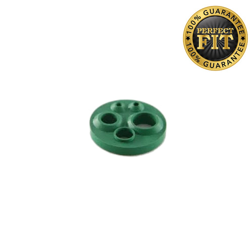 Gasket 5-Hole Green