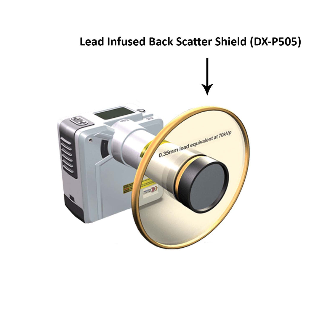Lead Infused Back Scatter Shield - only (DX‐P505)