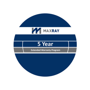 MaxRay 5 Year Extended Warranty Program