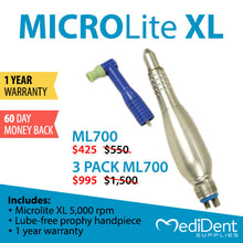 Load image into Gallery viewer, MICROLite XL Prophy Handpiece