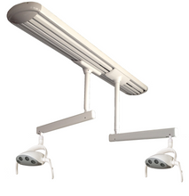 Load image into Gallery viewer, G.Comm IRIS LED Light Post Mounted