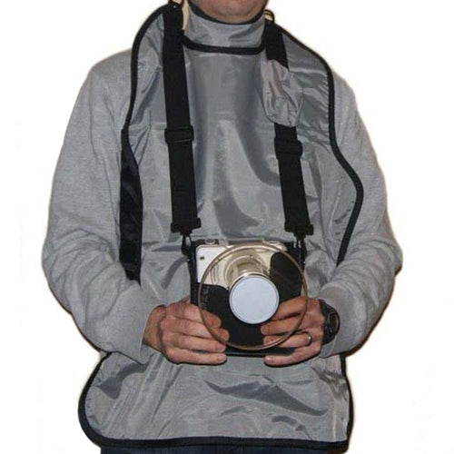 Operator X‐Ray Apron with Built in Neck Strap (DX‐P535)