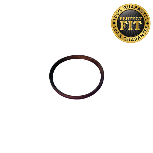 Surgical Suction Collection Bottle Assembly, Replacement Rubber Gasket