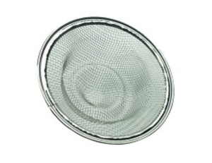 "Stainless Steel Sink Drain Screen 4 3/8"" Diameter"