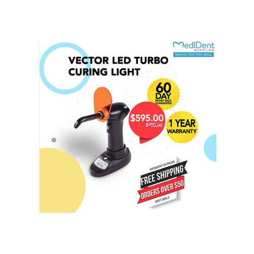 Vector LED Turbo Curing Light