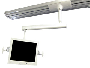 IRIS LED DUAL TRACK LIGHT SYSTEM
