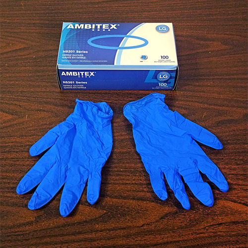 Medident Supplies Powder-Free Nitrile Gloves