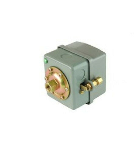 Pressure Switch, Non-unloading For Dual Compressors