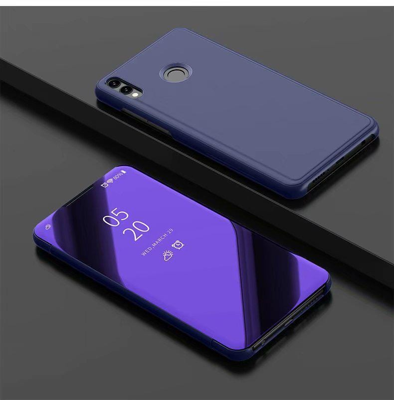 Luxury Flip Protection Full Screen Window Cases For Huawei honor 8X/10Lite/P Smart2019/9Lite