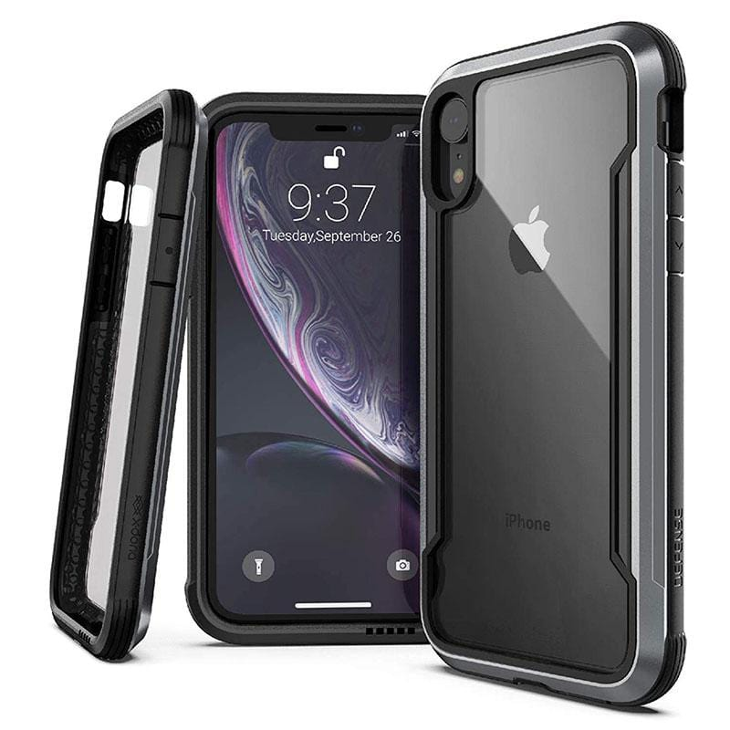 Defense Shield Series - Military Grade Drop Tested Polycarbonate Protective Case For iPhone X/XS/XR/XS MAX