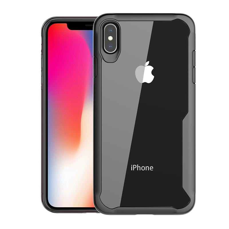 For iPhone X/XS/XS MAX/6/6s/7/8/7P/8P Phone Case Ultra-Thin TPU Silicone Soft Case