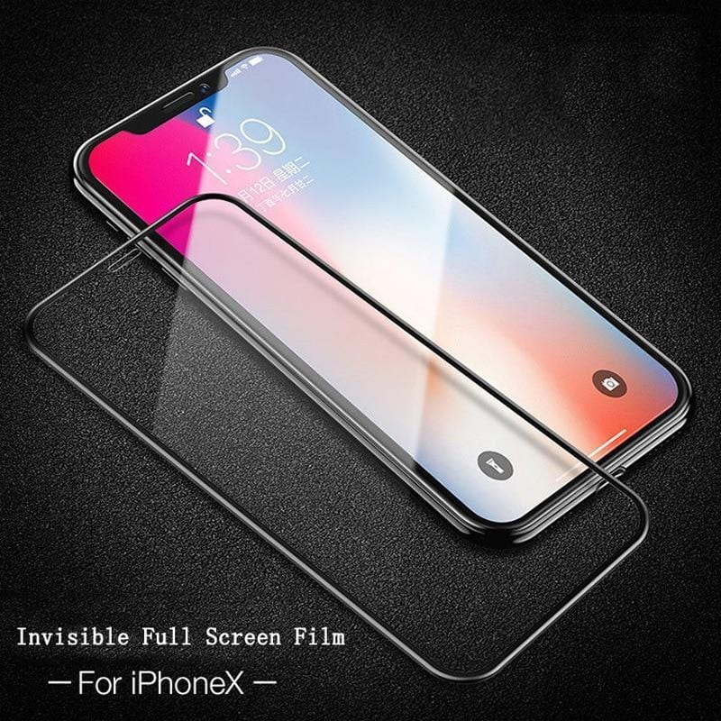 10D Curved Full Screen Tempered Film Free Installation Gift For iPHONE X/XS/XR/XS MAX