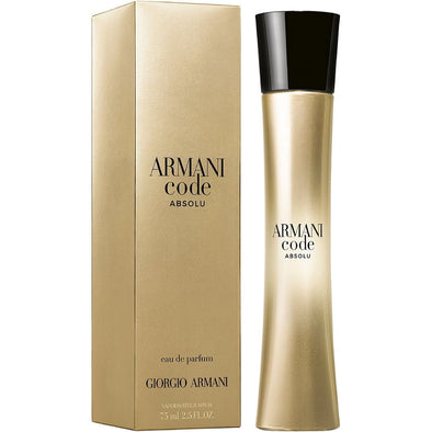 Armani Code Absolu fragranceja