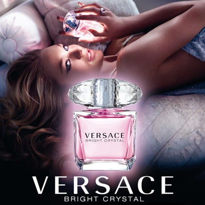 Bright Crystal Perfume by Versace