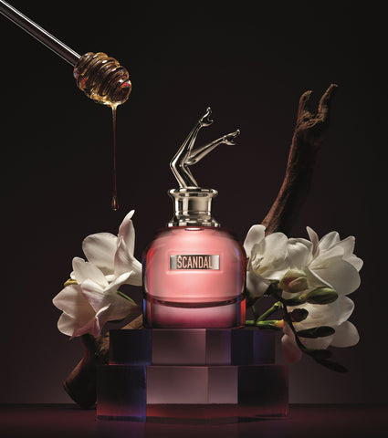 Scandal By Night Perfume Jean Paul Gaultier has gourmand chypre scent