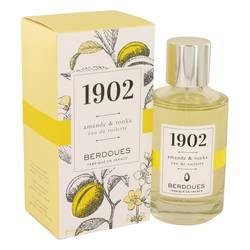 1902 Amande & Tonka Eau De Toilette Spray By Berdoues - Fragrance JA