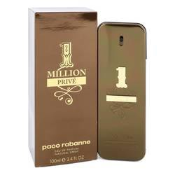 1 Million Prive Eau De Parfum Spray By Paco Rabanne - Fragrance JA