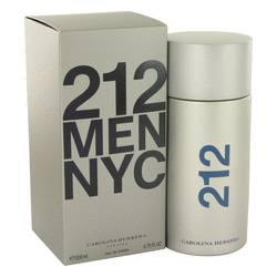212 Eau De Toilette Spray By Carolina Herrera-Fragrance JA