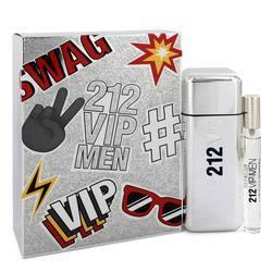 212 Vip Gift Set By Carolina Herrera - Fragrance JA