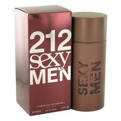 212 Sexy Eau De Toilette Spray By Carolina Herrera - Fragrance JA