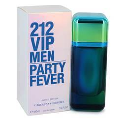 212 Party Fever Eau De Toilette Spray (Limited Edition) By Carolina Herrera - Fragrance JA