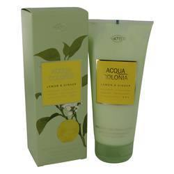 4711 Acqua Colonia Lemon & Ginger Body Lotion By Maurer & Wirtz - Fragrance JA