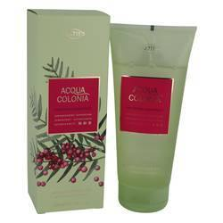 4711 Acqua Colonia Pink Pepper & Grapefruit Shower Gel By Maurer & Wirtz - Fragrance JA