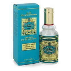 4711 Cologne Spray (Unisex) By Muelhens - Fragrance JA