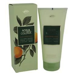 4711 Acqua Colonia Blood Orange & Basil Body Lotion By Maurer & Wirtz - Fragrance JA