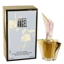 Angel Violet Eau De Parfum Spray Refillable By Thierry Mugler - Fragrance JA