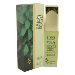Alyssa Ashley Green Tea Essence Eau De Toilette Spray By Alyssa Ashley Eau De Toilette Spray Alyssa Ashley