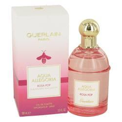 Aqua Allegoria Rosa Pop Eau De Toilette Spray By Guerlain - Fragrance JA