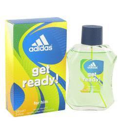 Adidas Get Ready Eau De Toilette Spray By Adidas - Fragrance JA