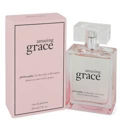 Amazing Grace Eau De Parfum Spray By Philosophy - Fragrance JA