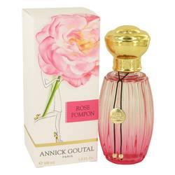 Annick Goutal Rose Pompon Eau De Toilette Spray By Annick Goutal - Fragrance JA